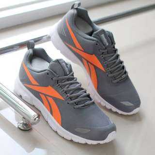 Reebok Triplehall 6.5 Sea Gray Orange [[ SALE!! ]]