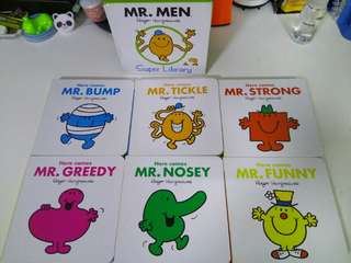 Mr.Men (hard and thick)