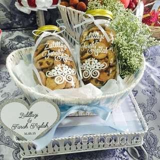 Wedding/engagement gift tray (Dulang Hantaran)