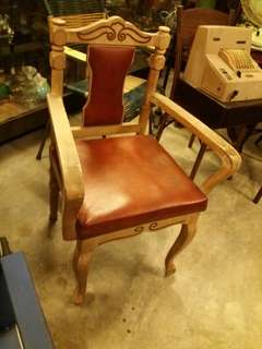 Wooden Chair.. vintage