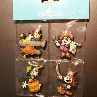Disneyland Magnet Set