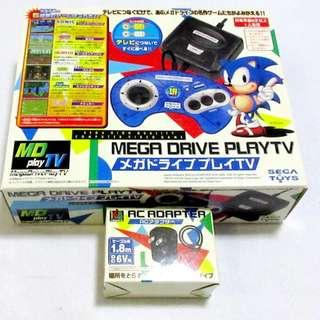 Sega Mega Drive Play Tv