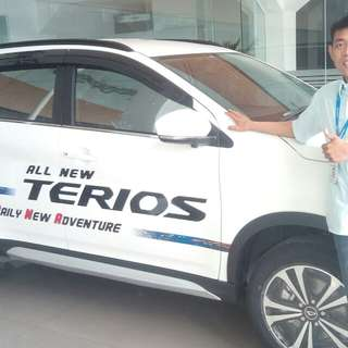 Promo daihatsu all new terios DNA