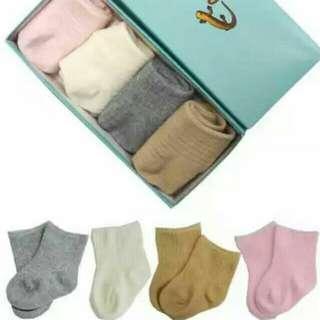 4in1 baby sock