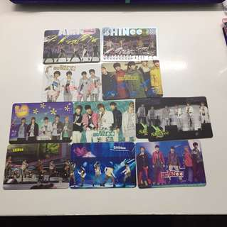 SHINee Yes Card