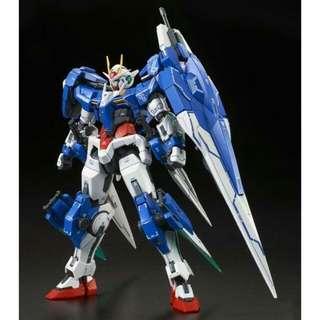 OFFER OFFER OFFER!!! Real grade rg 1/144 Gundam 00 Seven Sword P-Bandai