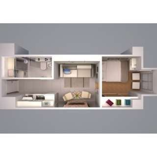 Affordable Condominium in Malate