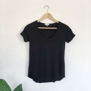 Wilfred tandis t-shirt   navy blue   small
