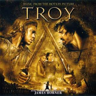 Troy: Motion Picture Music CD Soundtrack