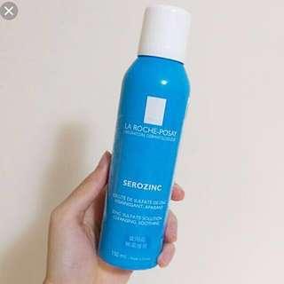 🚚 ✨理膚寶水 瞬效收斂控油噴霧 小藍瓶 控油 緊緻 舒緩 噴的吸油面紙 150ml