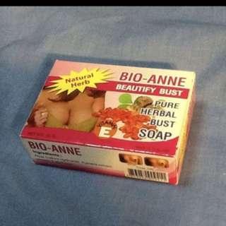 Bio Anne Bust enhancement Soap
