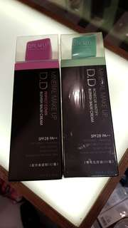 Dr.wu Mineral makeup perfect cover DD blemish balm cream 40ml / any Dr.wu product