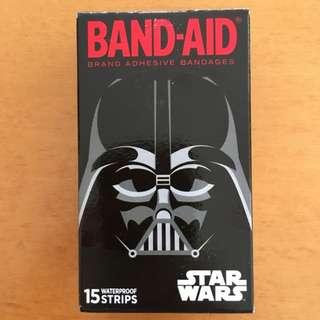 BNIB Star Wars plasters