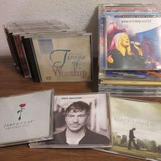 CDs | Praise & Worship