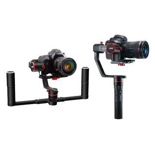 Feiyu a2000 Dual Handle Kit 3-Axis Handheld Gimbal Stabilizer for Mirrorless and DSLR