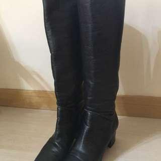 Chanel 長boot