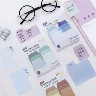 [PO] PASTEL PAGE FLAGS