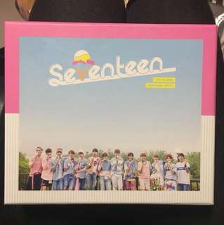 SEVENTEEN Love & Letter Repackage 淨專