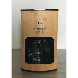 Oxone Bamboo Coffee & Tea Maker