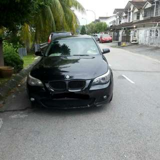 BMW E60 525i JT/PIANG BANK 2004/08