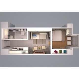 Affordable Condominium in Morato