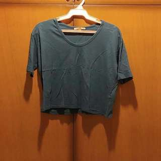 Zara Trf Crop top