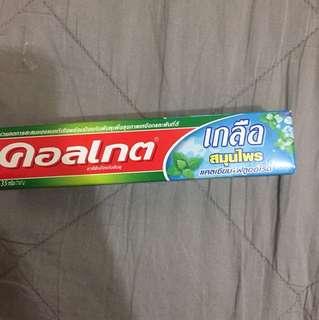 🇹🇭薄荷高露潔牙膏🇹🇭