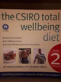 CSIRO Total Wellbeing Diet