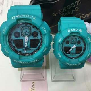PAIR WATCH COMPLETE PACKAGE WITH CAN