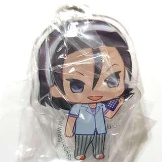 Toudou Jinpachi keychain (Yowamushi Pedal)