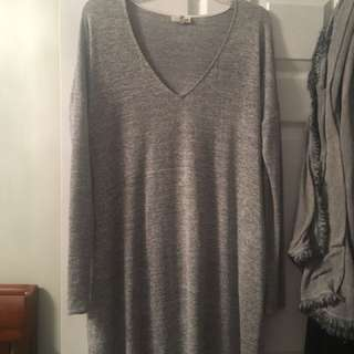 Wilfred Free Sweater dress Size L