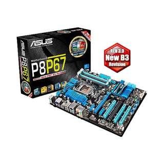 Asus P8P67 Motherboard