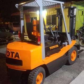 Forklift 4fd