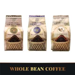 越南CON SOC松鼠咖啡豆:100%阿拉比卡