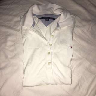 $10 Tommy Hilfiger polo female