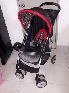 Brand New Graco Lite Rider Baby Stroller