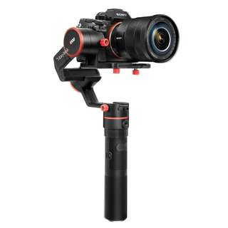 Feiyu a1000 SLANT 3-Axis Handheld Gimbal Stabilizer for Mirrorless Cameras, Mobile phones & action cameras up to 1kg payload