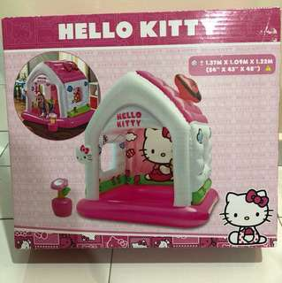 Hello Kitty Inflatable Playhouse