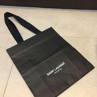 Original Saint Laurent paper bag
