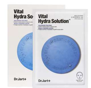 Dr. Jart  Dermask Vital Hydra Solution Deep Hydration Sheet