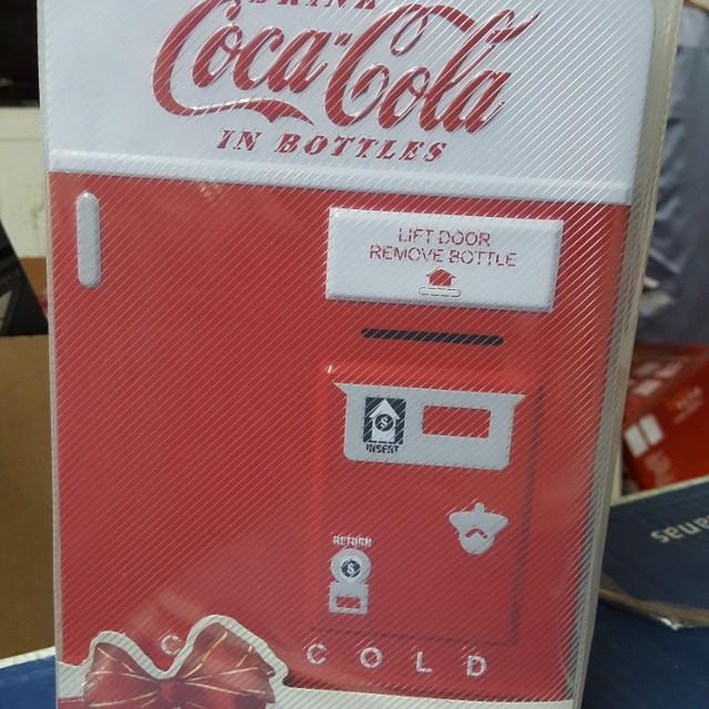 可口可樂收納盒