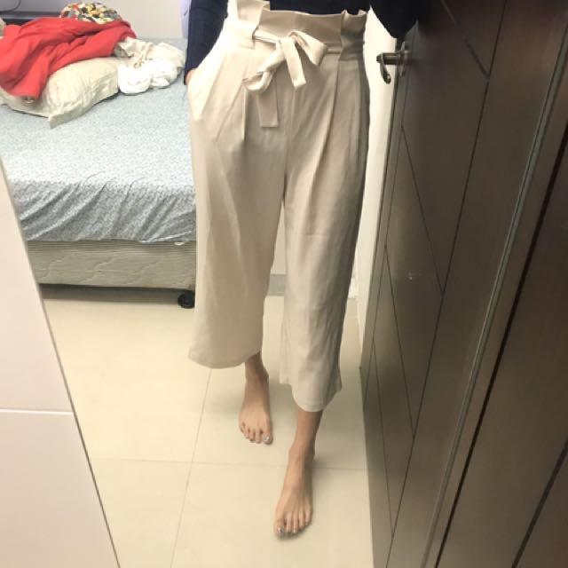 全新 花苞長褲 韓版