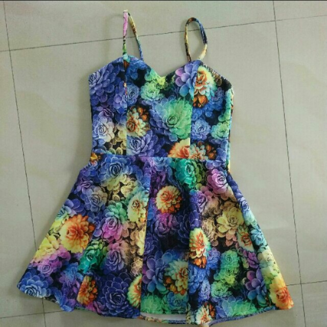 🆕 Floral Dress