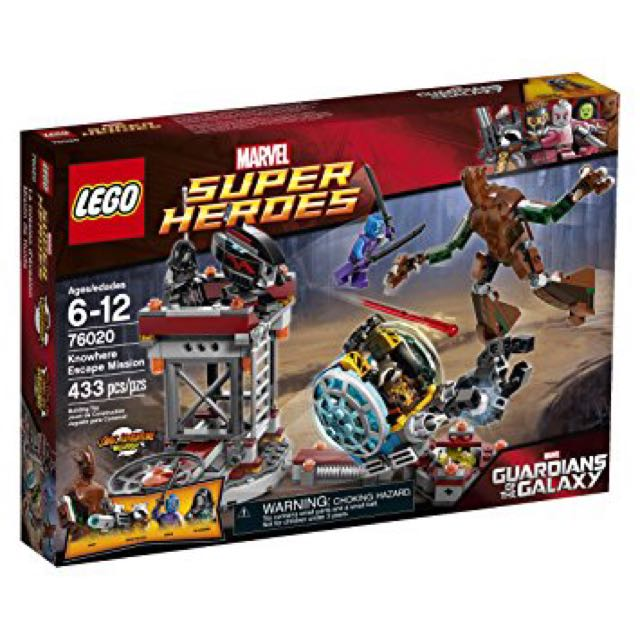 🆕 LEGO 76020 Guardians of the Galaxy