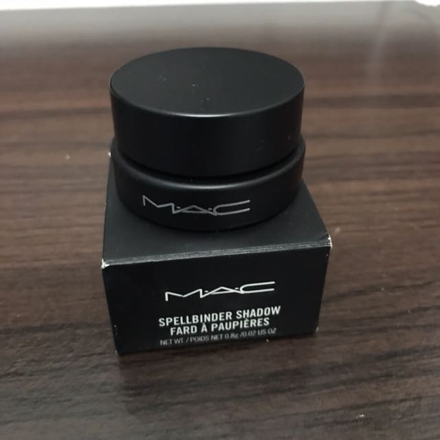 全新* MAC Spellbinder Shadow 磁力眼影 Higher Power(紫調深咖啡色)