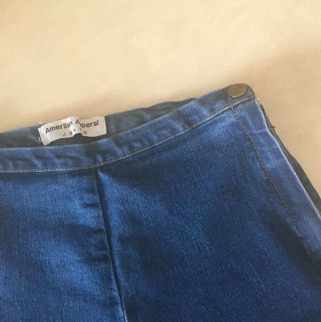 AA inspired shorts