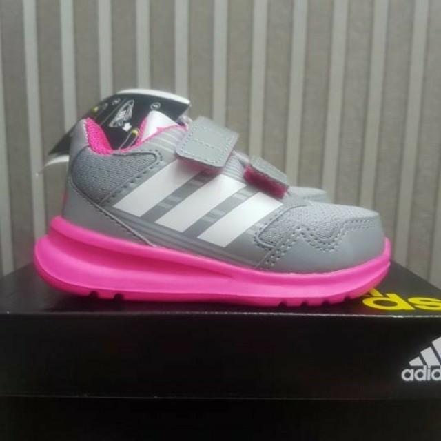 Adidas Altarun Sneaker Sneakers Anak Kid Kids Sepatu Sport Size 20