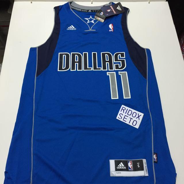 Adidas JJ Barea Dallas Mavericks 達拉斯小牛Jersey sz S 44c862c4c