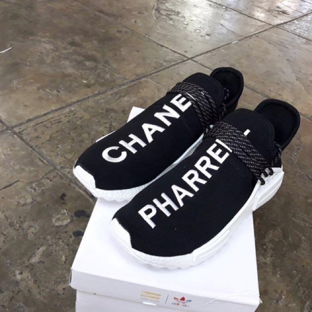 Adidas NMD HU Pharrell Williams x Chanel