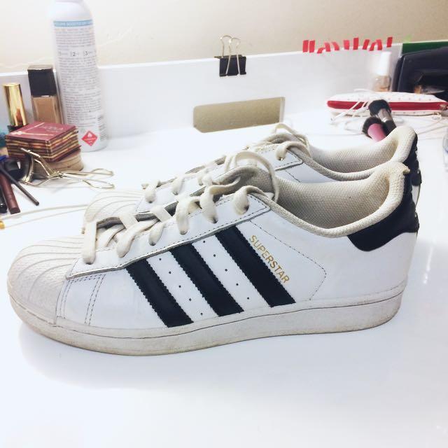 Adidas Superstar Mens 6.5